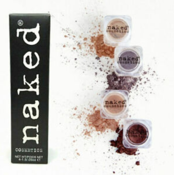 Naked Cosmetics Pigmented Eyeshadow